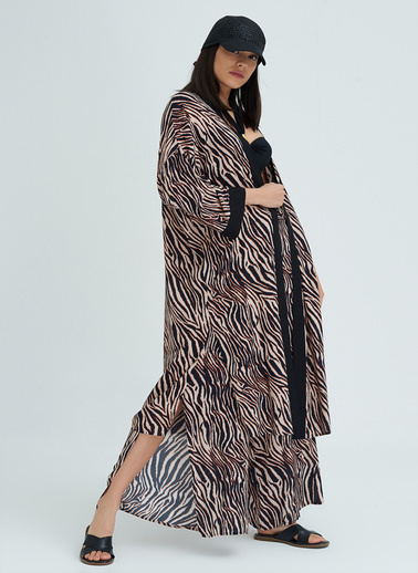 Gusto Kimono Siyah
